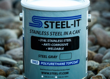 The #1 Weldable Paint for Metal